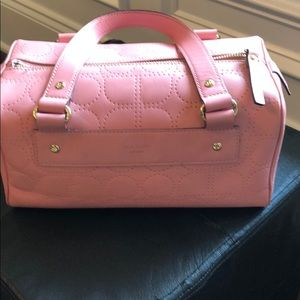 Pink Kate Spade bag. New, Never used.